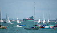 Cowes Regatta Week Isle of Wight