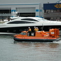 John Russell H-006 Hovercraft at Poole