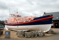 RNLB Ruby & Arthur Reed at Hythe