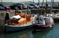 Runswick Lifeboat at Padstow