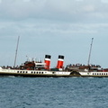 Paddle Steamer Waverley Clyde Built 1947