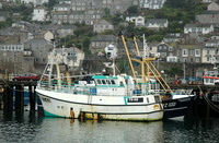 TO 40 Intuition at Newlyn