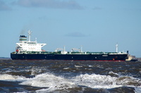 Thornbury    IMO 9226970 56115gt Built 2001 Crude Oil Tanker Flag Bahamas