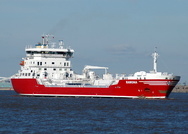 Ramona    IMO 9271896 11548gt Built 2004 Chemical/Oil Products Tanker Flag Sweden