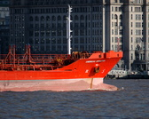 Chemical Sprinter    IMO 8610435 3533gt Built 1988 Chemical Tanker Flag Malta