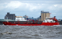Isebek    IMO 9016882 3711gt Built 1996 Chemical/Oil Products Tanker Flag Liberia