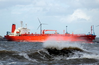 Naparima     IMO 9136694 20573gt Built 1996 Chemical/Oil Products Tanker Flag Panama