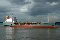 Alacrity    IMO 8817576 1930gt Built 1990 Oil Products Tanker Flag UK