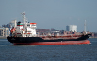 Pyla   IMO 9211664 4357gt Built 2001 Chemical Tanker Flag Luxembourg