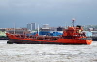 Pollux   IMO 8813142 2041gt Built 1989 Chemical Tanker Flag Bulgaria