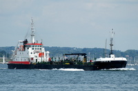 Jaynee W  IMO 9130896 2074gt Built 1996 Oil Products Tanker Flag UK
