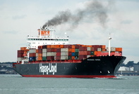 Mississuga Express  IMO 9165358 39174gt Built 1998 Container Ship Flag  Bermuda Hapag-Lloyd AG