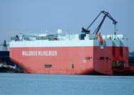 Tombarra  IMO 9319753 61321gt Built 2006 Vehicles Carrier Flag UK Wallenius Wilhelmsen Logistics