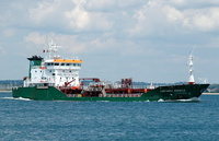 Costanza Wonsild  IMO 9013658 2349gt Built 1994 Chemical Tanker Flag Italy