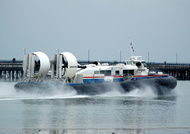 Hovertravel IOW Hovercraft