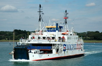 Wightlink & Red Funnel Ferries