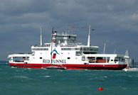 Red Eagle   IMO 9117337 3953gt Built 1996 Southampton to Cowes
