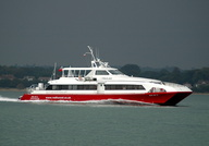 Red Jet 5 IMO 8954415 209gt Built 1999 Passenger Ship