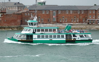 Spirit of Portsmouth  IMO 9319894 377gt Built 2005 Passenger Ship
