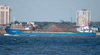 Koriangi   IMO 9073220 1596gt Built 1993 General Cargo Ship Flag Russia