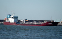 Oraholm   IMO 9336696 2850gt Built 2005 Chemical/Oil Tanker Flag Denmark