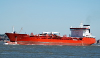 Ievoli Splendor   IMO 9196709 16754gt Built 2000 Chemical/Oil Tanker Flag UK