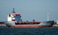 Arduity  IMO 8013118 1926gt Built 1981 Oil Products Tanker Flag UK
