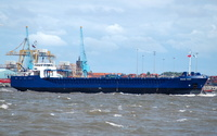 Baltic Tara   IMO 9052707 2650gt Built 1993 General Cargo Ship Flag Antigua Barbuda