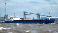Holstentor   IMO 8801125 2351gt Built 1989 General Cargo Ship Flag Antigua Barbuda
