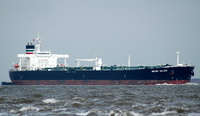 British Willow   IMO 9251822 57567gt Built 2003 Crude Oil Tanker Flag UK