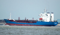 Skagica   IMO 7431741 4070gt Built 1977 Chemical/Oil Products Tanker