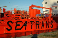 Seatrans Chemical Tanker Trans Vik