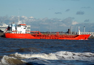 Trans Vic   IMO 8915550 3206gt Built 1991 Chemical Tanker Flag Norway