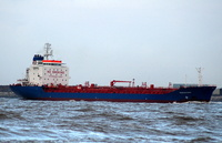 Rheinstern   IMO 9053191 11423gt Built 1993 Chemical/Oil Products Tanker Flag UK