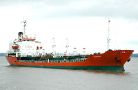Sichem Formal   IMO 8311974 3848gt Built 1983 Chemical/Oil Products Tanker Flag Malta