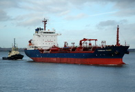 Cumbrian Fisher   IMO 9298404 8449gt Built 2004 Chemical/Oil Products Tanker Flag Bahamas