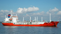 Lady Hilde   IMO 9172129 2998 gt Built 1998 LPG Tanker Flag Singapore