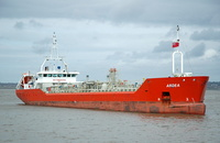 Ardea   IMO 9190327 1810gt Built 2000 Flag Luxembourg