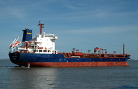Clyde Fisher   IMO 9298416 8446gt Built 2005 Chemical/Oil Products Tanker Flag Bahamas