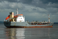 Alacrity   IMO 8817576 1930gt Built 1990 Oil Procucts Tanker Flag UK