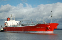 Princess Naomi    IMO 9126273 20597gt Built 1996 Chemical/Oil Products Tanker Flag Panama
