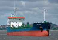 Bro Genius   IMO 9263605 4107gt Built 2003 Oil Products Tanker Flag Netherlands
