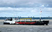 Whitask    IMO 7715408 640gt Built 1978 Oil Products Tanker Flag UK