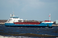 Gerarda   IMO 9341770 2999gt Built 2006 General Cargo Ship Flag Netherlands
