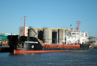 Alexander Kuprin    IMO 9057317 2319gt Built 1996 General Cargo Ship Flag Malta