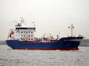 Bithav   IMO 9211535 4980gt Built 2000 Chemical Oil Products Tanker Flag Sweden