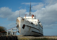 Duke of Lancaster Built 1956 5075gt