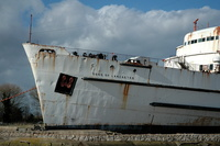 Duke of Lancaster arrived here 1979
