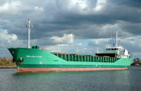 Arklow Star   IMO 9196254 2316gt Built 1999 General Cargo Ship Flag Netherlands