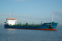 Bro Gratitude  IMO 9266416  4107gt Built 2003 Oil Products Tanker Flag Netherlands